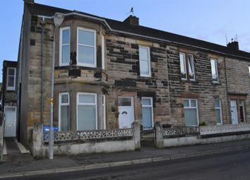 Thumbnail 2 bed flat for sale in 15 Stanley Place, Saltcoats