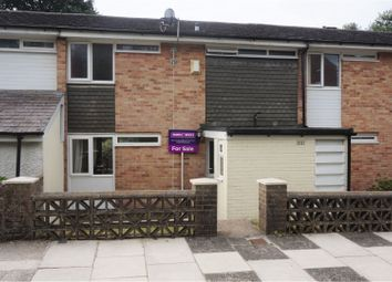 3 bed terraced house for sale in Masefield Gardens, Plymouth PL5