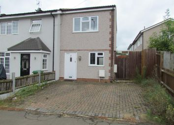 Thumbnail 2 bed end terrace house to rent in Manford Way, Chigwell