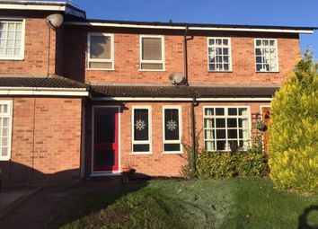 Thumbnail 2 bed terraced house to rent in Westbourne Close, Bromsgrove, Bromsgrove