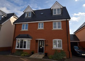 Thumbnail 5 bed property for sale in Bokhara Close, Tiptree, Colchester