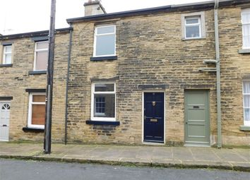 Thumbnail 2 bed terraced house for sale in Helen Street, Saltaire, Shipley