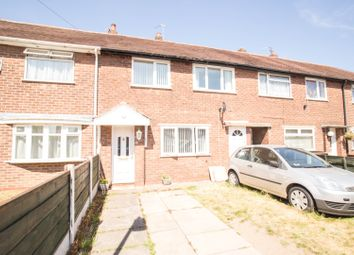 Thumbnail 3 bed terraced house for sale in Shaftesbury Gardens, Urmston