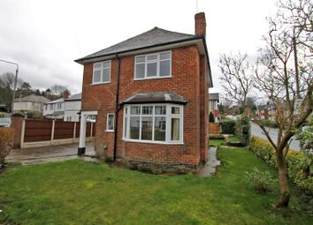 Thumbnail 3 bed detached house for sale in Tennyson Road, Woodthorpe, Nottingham