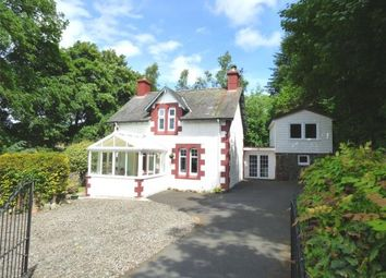 Thumbnail 4 bed detached house for sale in Wallaceton Cottage, Wallaceton, Auldgirth, Dumfries
