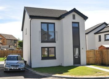 Thumbnail 3 bed detached house for sale in Kinloch Court, Plot 9, Napierston Road, Alexandria, West Dunbartonshire