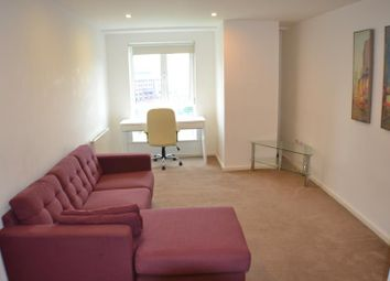 Thumbnail 1 bed flat to rent in Hive, 7 Masshouse Plaza, Birmingham