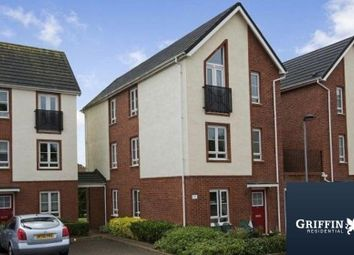 Thumbnail 2 bed flat for sale in Maes Deri, Ewloe, Deeside