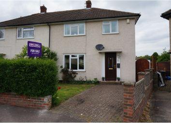 Thumbnail 3 bed semi-detached house for sale in Bishops Oak Ride, Tonbridge