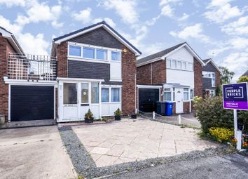 Thumbnail 3 bed detached house for sale in Greystones Road, Gainsborough