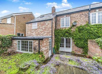 Thumbnail 4 bedroom semi-detached house for sale in Wynyard Road, Wolviston, Billingham