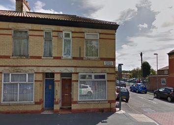 Thumbnail 2 bedroom terraced house for sale in Stovell Avenue, Longsight, Manchester