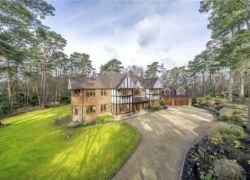 Cobbetts Ridge, Farnham GU10. 5 bed detached house for sale