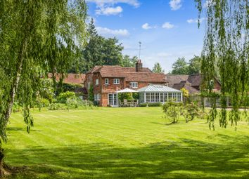 Thumbnail 3 bed detached house for sale in Post Cottage, Lower Eashing, Godalming, Surrey