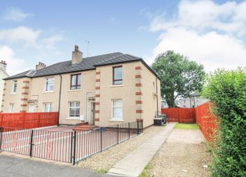 Thumbnail 2 bed flat for sale in Arklet Road, Glasgow