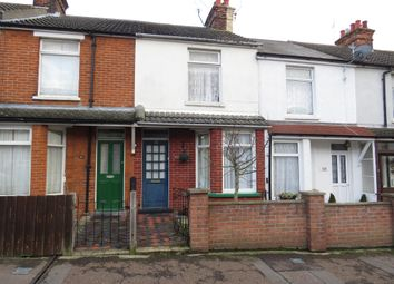 Thumbnail 2 bed terraced house for sale in Birch Avenue, Dovercourt, Harwich
