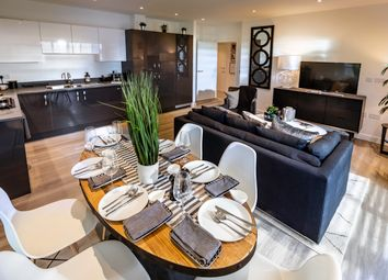 Thumbnail 2 bed flat for sale in Augustine Court, Brumwell Avenue, Trinity Walk, Woolwich