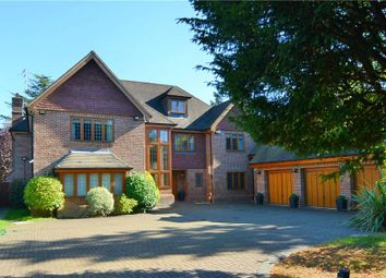 Thumbnail 8 bed detached house for sale in Windsor Road, Gerrards Cross