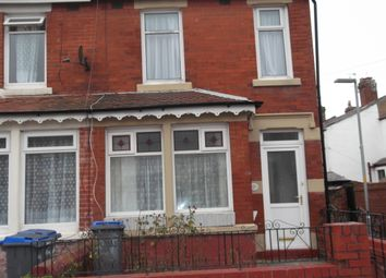 Thumbnail 3 bedroom terraced house to rent in Gorton Street, Blackpool