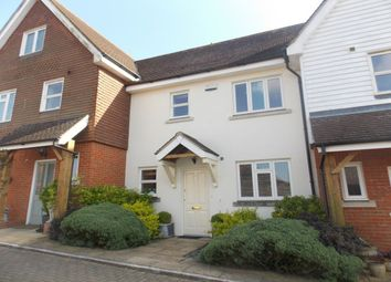 Thumbnail 3 bed terraced house to rent in Hylands Close, Northiam, Rye