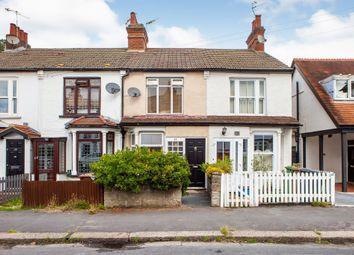 2 bed terraced house for sale in Rosebery Road, Bushey WD23