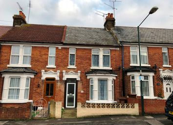 Thumbnail 3 bed terraced house to rent in Valley Road, Gillingham