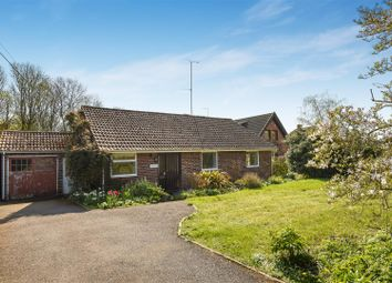 Thumbnail 4 bed bungalow for sale in Ham Road, Wantage