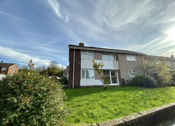 Thumbnail 2 bedroom flat to rent in Pembroke Place, Llanyravon, Cwmbran