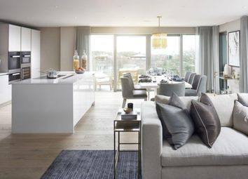 "Thumbnail 3 bed flat for sale in ""Caulfield House"" at Kidderpore Avenue, London"
