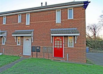 Thumbnail 1 bedroom town house for sale in Carling Avenue, Worksop