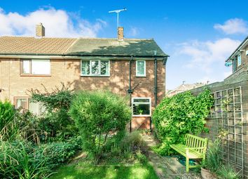Thumbnail 2 bed semi-detached house for sale in Barncroft Road, Leeds