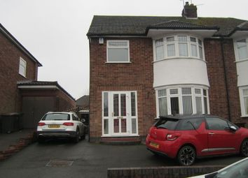 Thumbnail 4 bed semi-detached house for sale in Worsfold Close, Allesley, Coventry