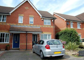 Thumbnail 2 bed semi-detached house to rent in Karina Close, Chigwell