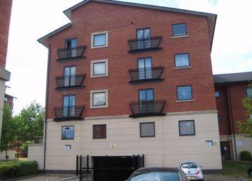 Thumbnail 2 bed flat to rent in Henke Court, Schooner Way, Cardiff Bay