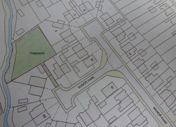 Thumbnail  Land for sale in Manor Park, Gloucester