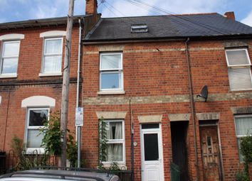 Thumbnail 3 bed terraced house to rent in Hill Street, Reading, Berkshire