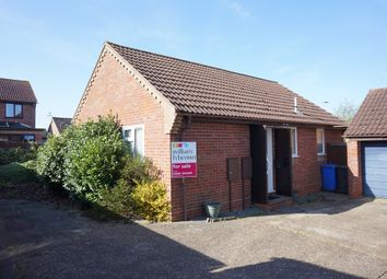 Thumbnail 2 bed detached bungalow for sale in Ethel Mann Road, Bungay