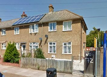 Thumbnail 3 bed end terrace house to rent in Beclands Road, London