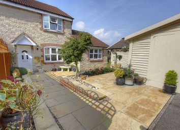 Thumbnail 3 bed semi-detached house for sale in Nightingale Drive, Westbury, Wiltshire