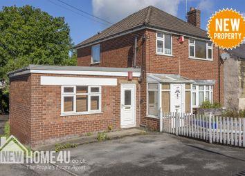 Thumbnail 3 bedroom property for sale in Corwen Road, Pontybodkin, Mold