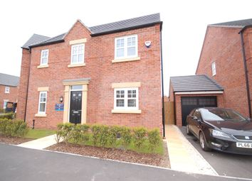Thumbnail 3 bedroom semi-detached house for sale in Unsworth Way, Heyhouses Lane, Lytham St Annes