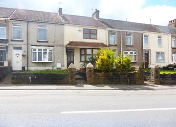 Thumbnail 2 bed terraced house for sale in Crymlyn Road, Skewen, Neath
