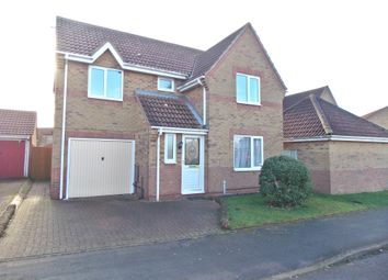 Thumbnail 4 bed detached house to rent in Hintlesham Drive, Felixstowe
