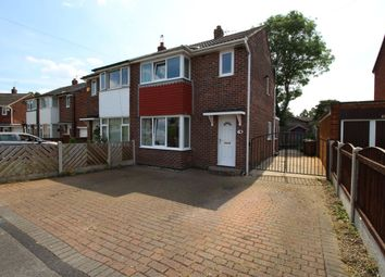 Thumbnail 3 bed semi-detached house for sale in Altofts Lodge Drive, Altofts, Normanton