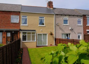 Thumbnail 3 bed terraced house for sale in Hollymount Terrace, Bedlington