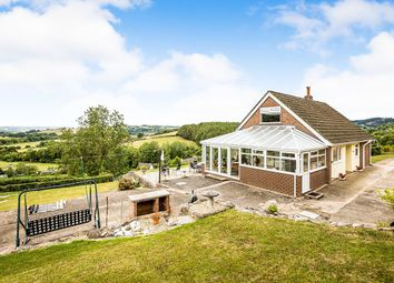 Thumbnail 3 bedroom bungalow for sale in Blodwel Bank, Treflach, Oswestry