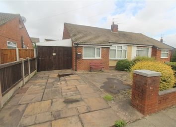 Thumbnail 1 bed bungalow for sale in Fernwood Avenue, Thornton Cleveleys
