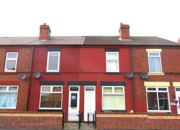 Thumbnail 3 bed terraced house to rent in Trafalgar Street, Carcroft, Doncaster