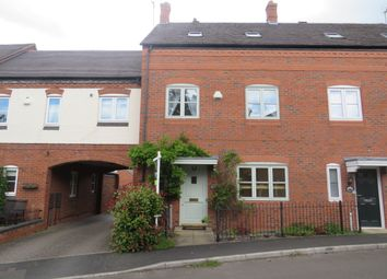 Thumbnail 4 bed town house to rent in Two Trees Close, Hopwas, Tamworth