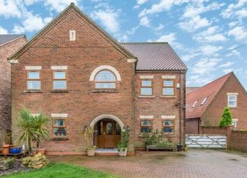 Thumbnail 5 bed detached house for sale in Moss Haven, Moss Road, Moss, Doncaster